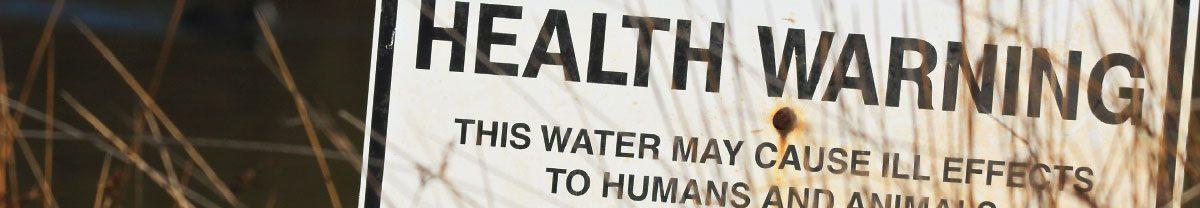 Sewerage Contamination