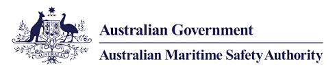 Australian Government Maritime Safety Logo